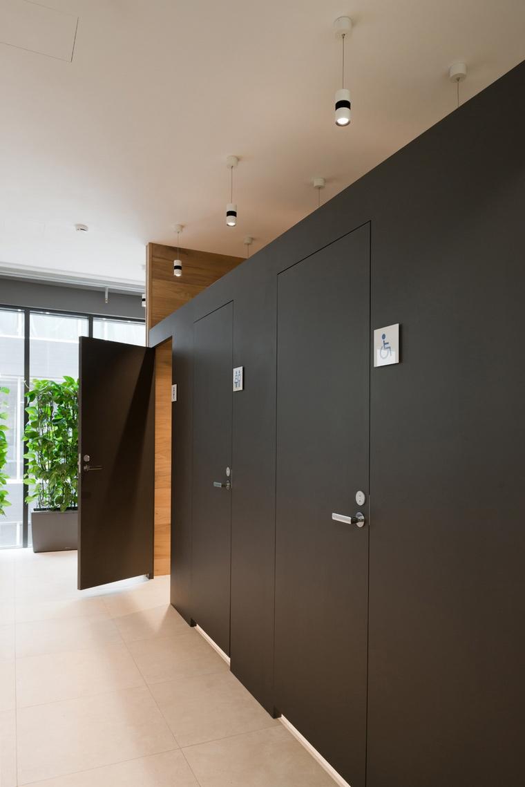 Дизайн офиса. офисы из проекта , фото №64819