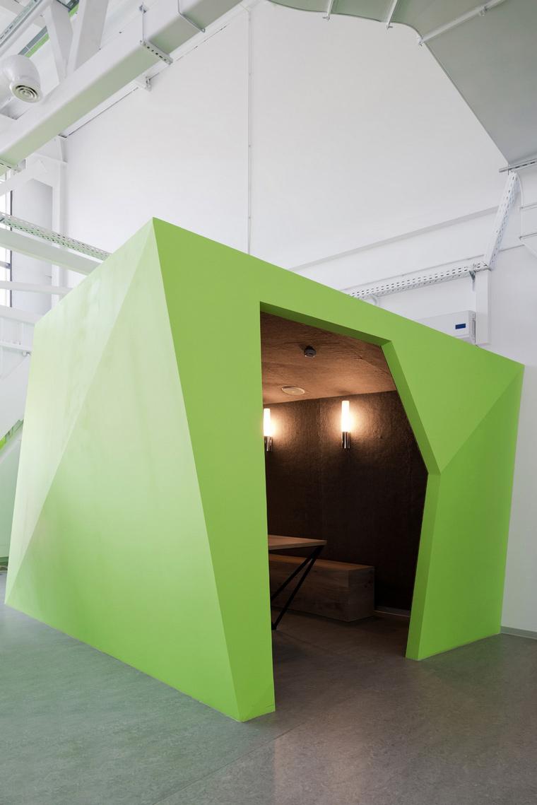 Дизайн офиса. офисы из проекта , фото №64817