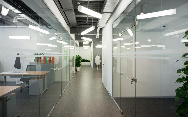 Дизайн офиса. офисы из проекта , фото №64821