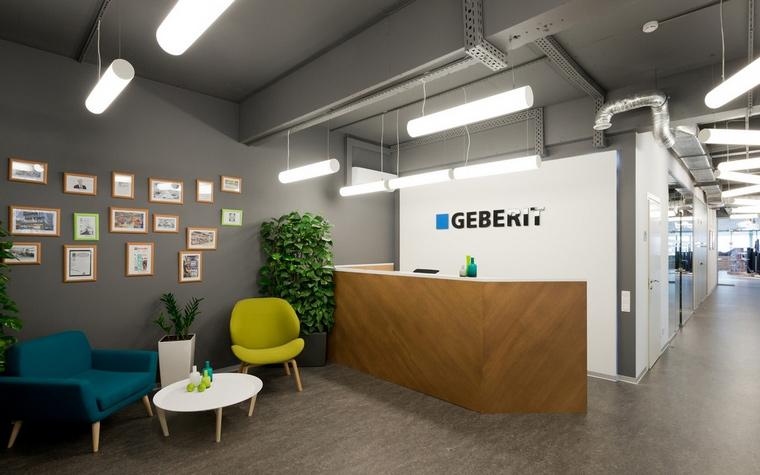 Дизайн офиса. офисы из проекта , фото №64822