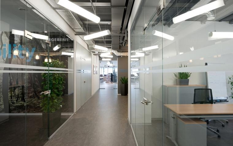 Дизайн офиса. офисы из проекта , фото №64802