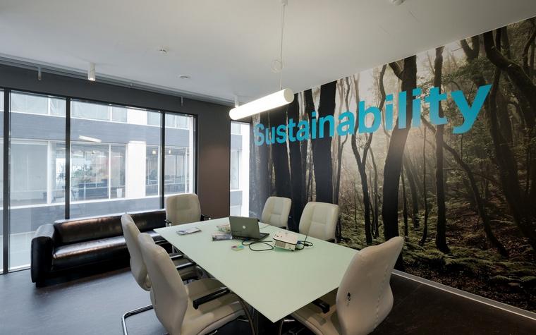 Дизайн офиса. офисы из проекта , фото №64803
