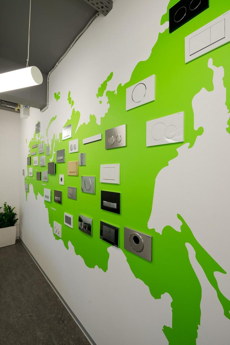 Дизайн офиса. офисы из проекта , фото №64804