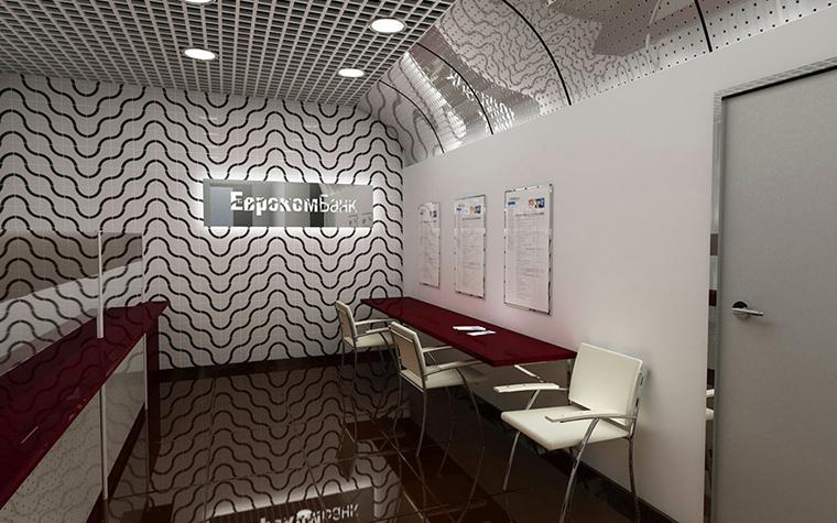 Дизайн офиса. офисы из проекта , фото №2686