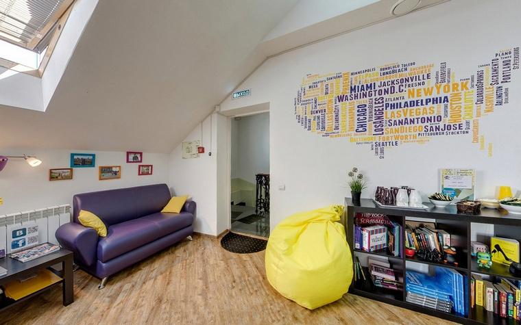 Дизайн офиса. офисы из проекта , фото №65699