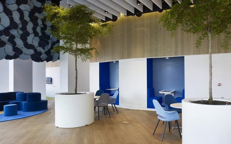 Дизайн офиса. офисы из проекта , фото №66024