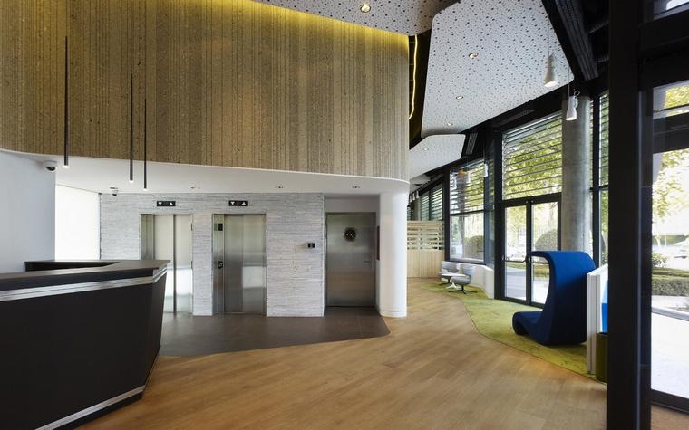 Дизайн офиса. офисы из проекта , фото №66026