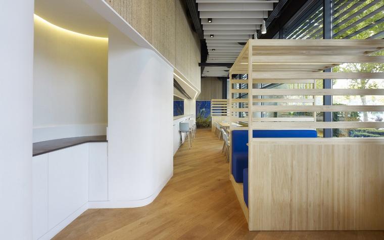 Дизайн офиса. офисы из проекта , фото №66028