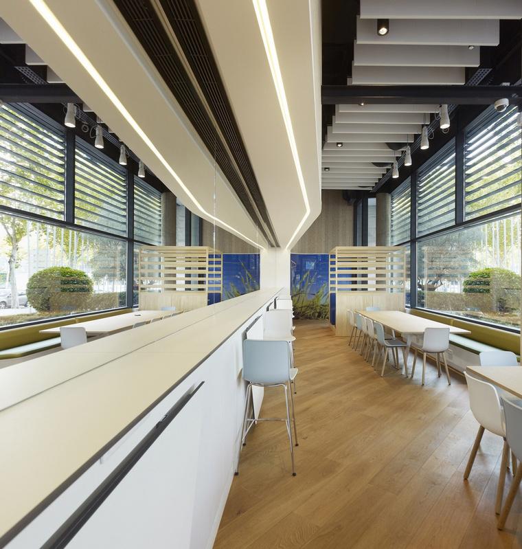 Дизайн офиса. офисы из проекта , фото №66029