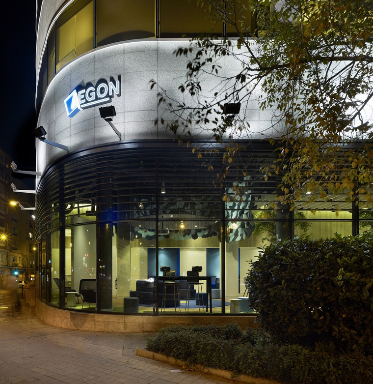 Дизайн офиса. офисы из проекта , фото №66032