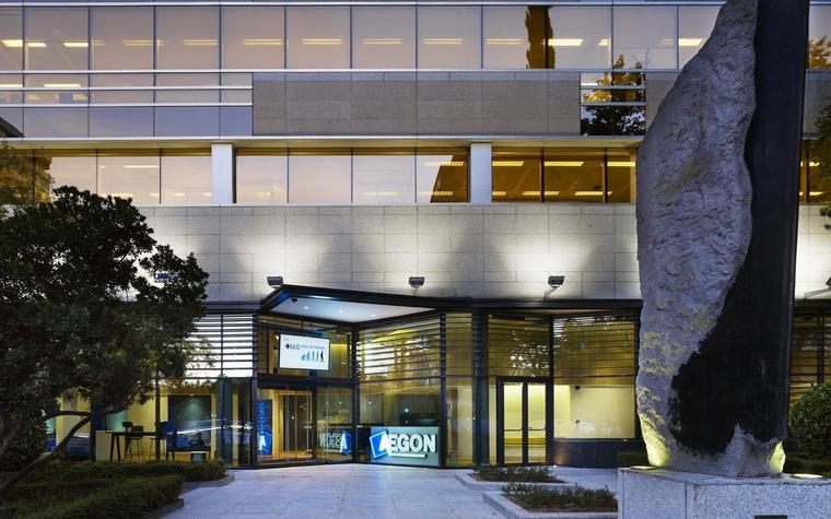 Дизайн офиса. офисы из проекта , фото №66033