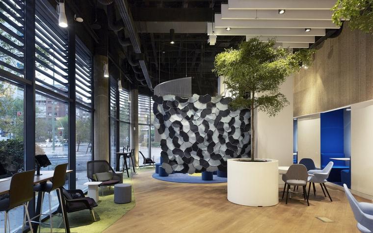 Дизайн офиса. офисы из проекта , фото №66038