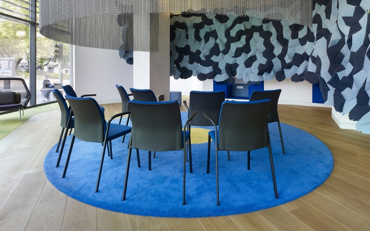 Дизайн офиса. офисы из проекта , фото №66018