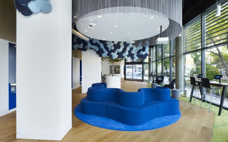Дизайн офиса. офисы из проекта , фото №66019