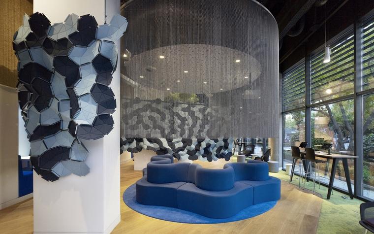Дизайн офиса. офисы из проекта , фото №66020