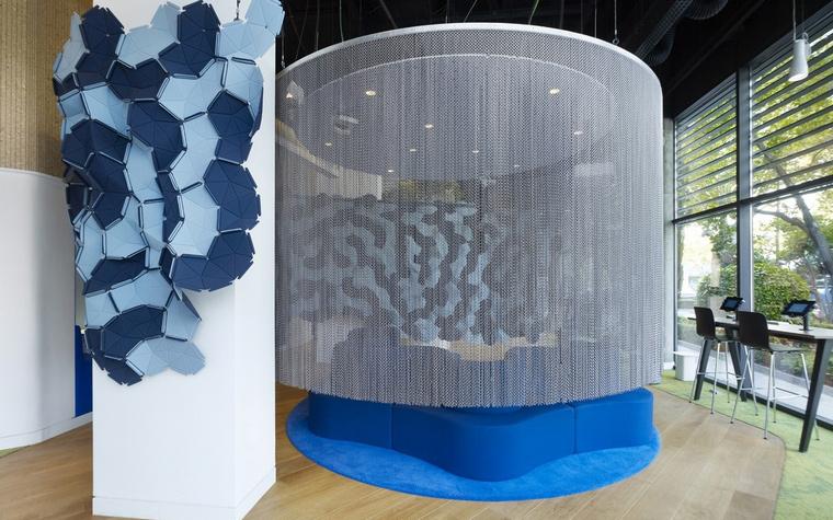 Дизайн офиса. офисы из проекта , фото №66021