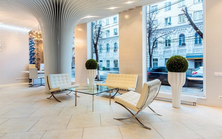 Дизайн офиса. офисы из проекта , фото №67740