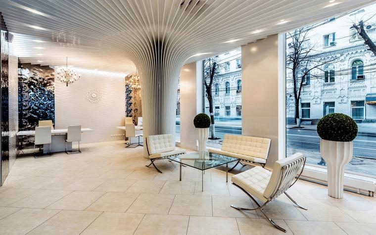 Дизайн офиса. офисы из проекта , фото №67739