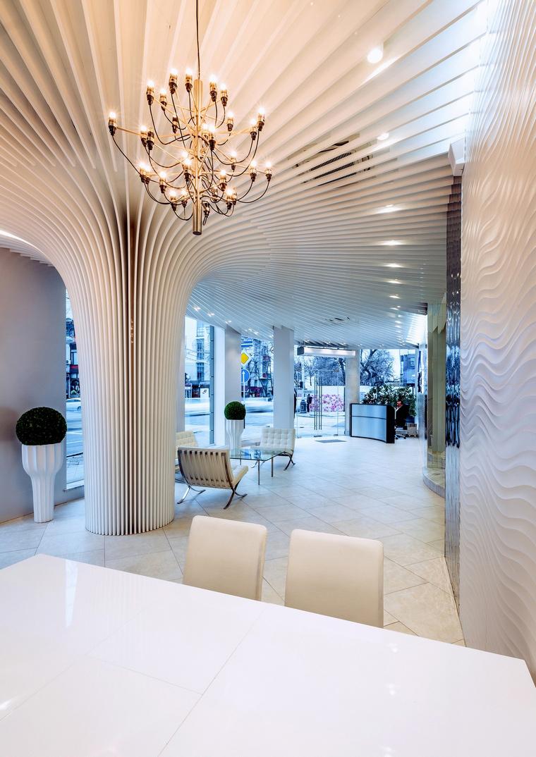 Дизайн офиса. офисы из проекта , фото №67741
