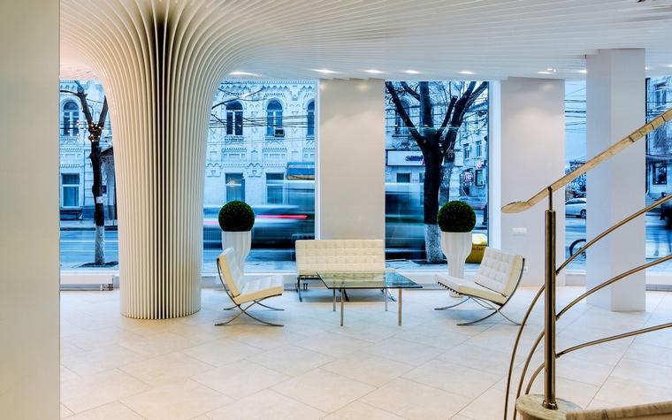 Дизайн офиса. офисы из проекта , фото №67733