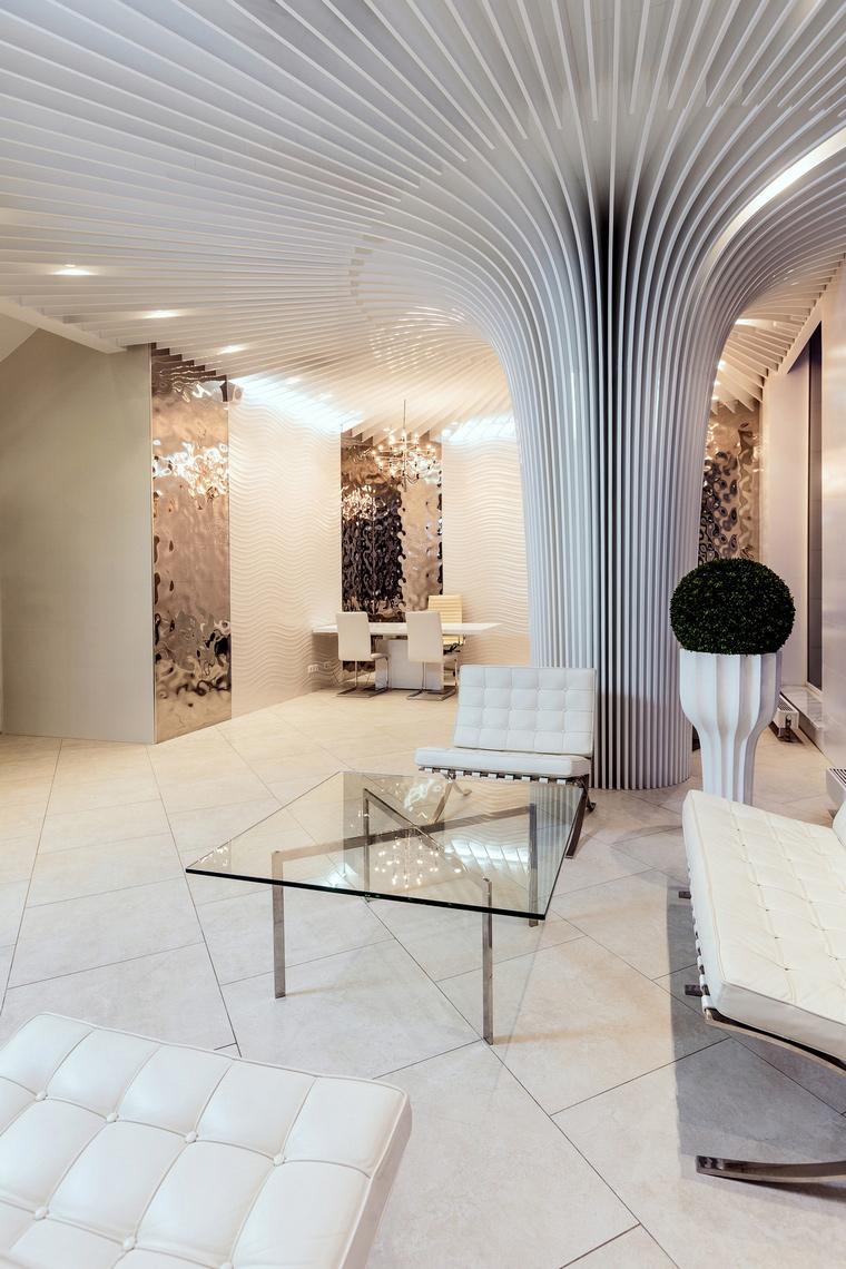 Дизайн офиса. офисы из проекта , фото №67734