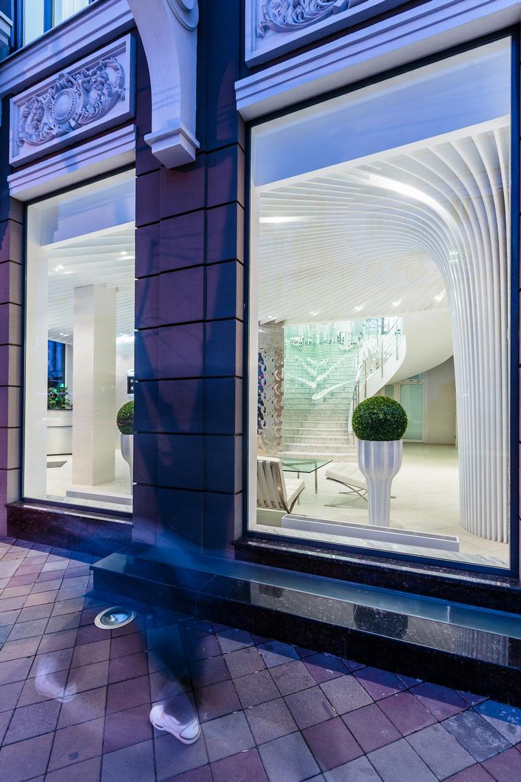 Дизайн офиса. офисы из проекта , фото №67735