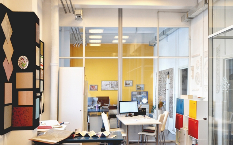 Фото № 69270 офисы  Дизайн офиса