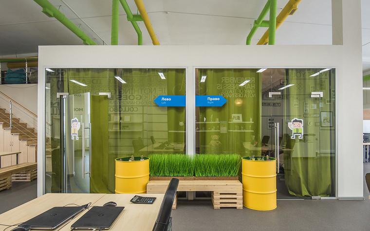 Дизайн офиса. офисы из проекта , фото №69629