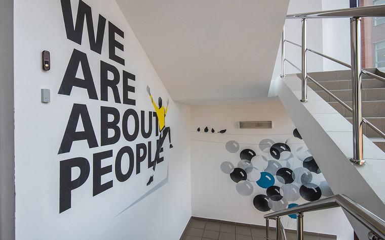 Дизайн офиса. офисы из проекта , фото №69626