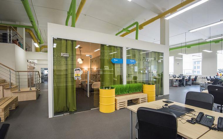 Дизайн офиса. офисы из проекта , фото №69630
