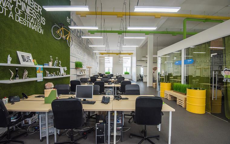 Дизайн офиса. офисы из проекта , фото №69631