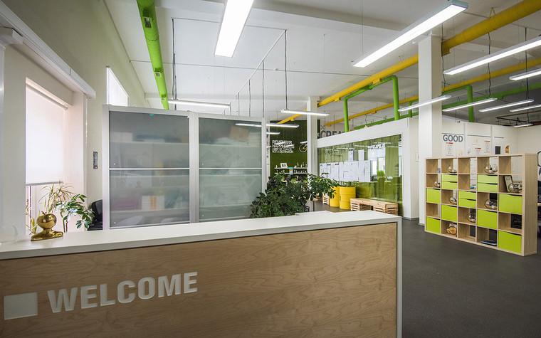 Дизайн офиса. офисы из проекта , фото №69621