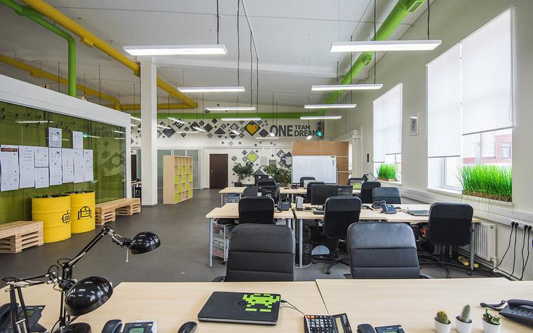 Дизайн офиса. офисы из проекта , фото №69623