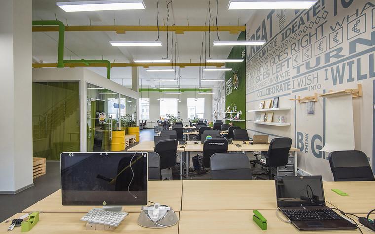 Дизайн офиса. офисы из проекта , фото №69627