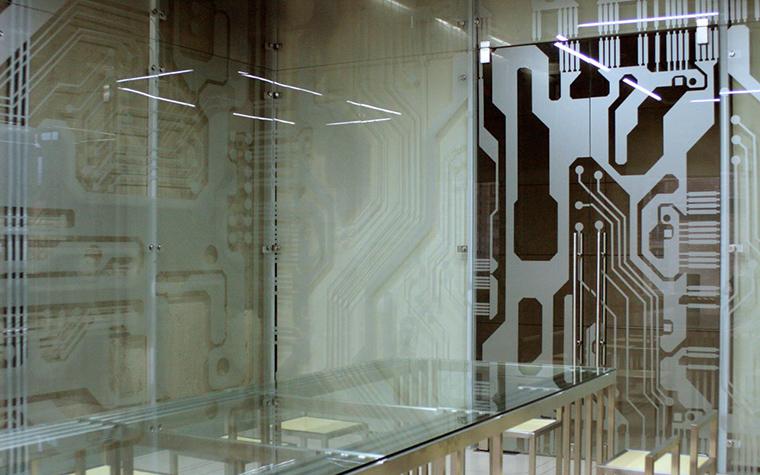 Дизайн офиса. офисы из проекта , фото №5489