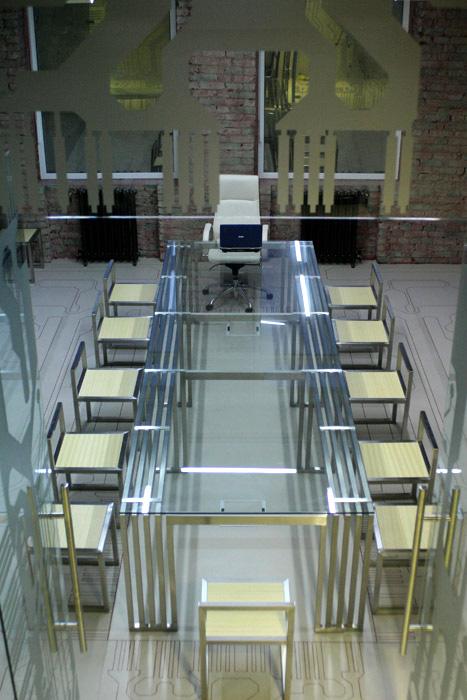 Дизайн офиса. офисы из проекта , фото №5490