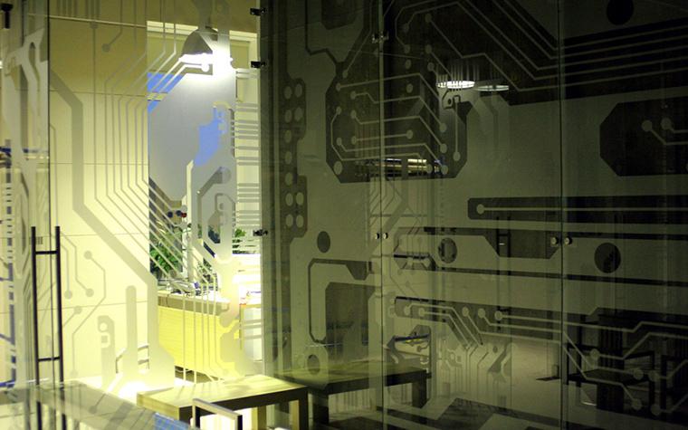 Дизайн офиса. офисы из проекта , фото №5496