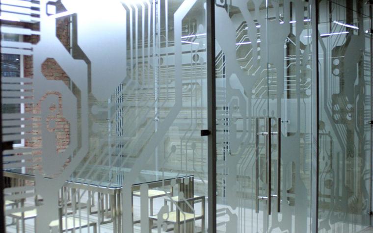 Дизайн офиса. офисы из проекта , фото №5497