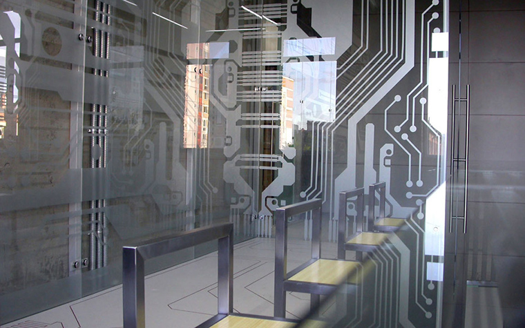 Дизайн офиса. офисы из проекта , фото №5503