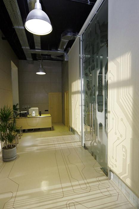 Дизайн офиса. офисы из проекта , фото №5505