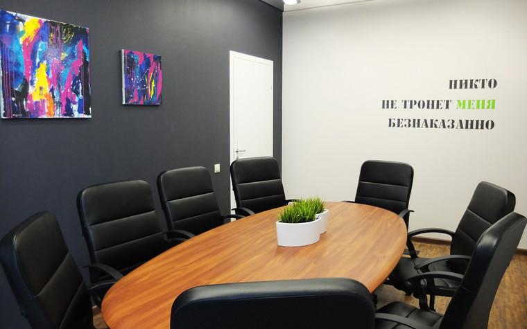 Дизайн офиса. офисы из проекта , фото №73283