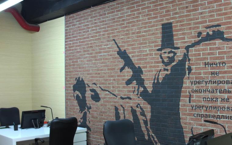Дизайн офиса. офисы из проекта , фото №73289