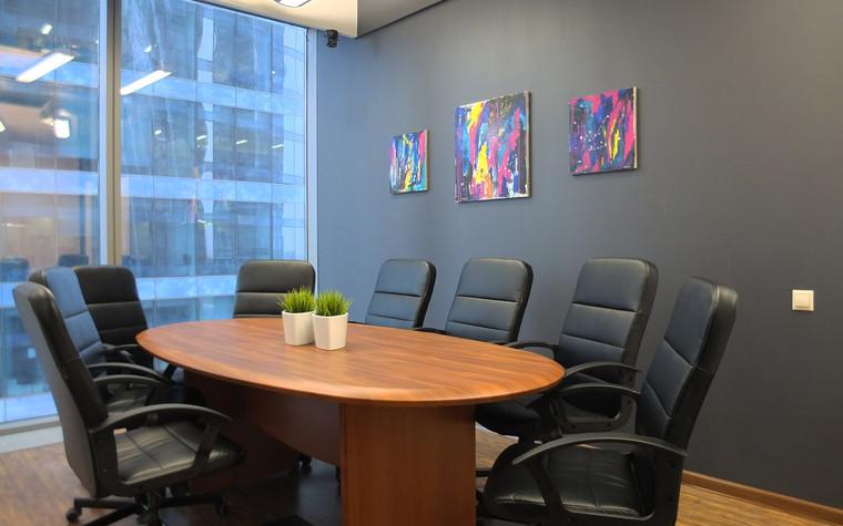 Дизайн офиса. офисы из проекта , фото №73284