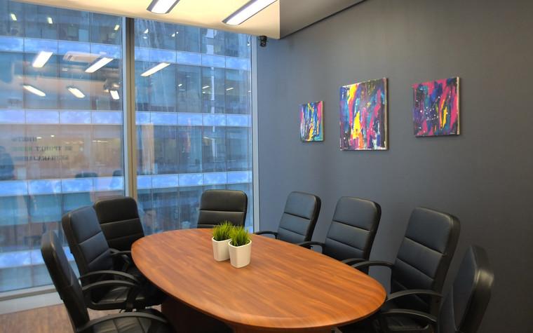 Дизайн офиса. офисы из проекта , фото №73285