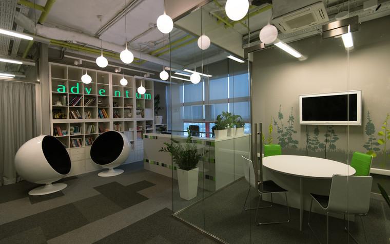 Дизайн офиса. офисы из проекта офис Adventum, фото №73328