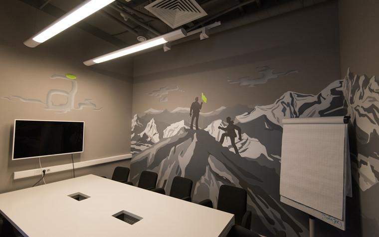 Дизайн офиса. офисы из проекта офис Adventum, фото №73329