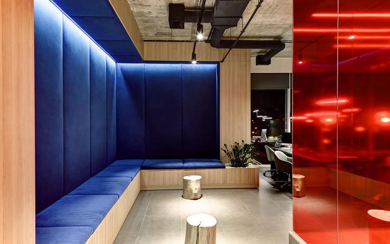 Дизайн офиса. офисы из проекта LetLed. Офисный интерьер студии интерьера Zooi, фото №78107