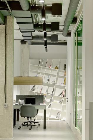 Дизайн офиса. офисы из проекта LetLed. Офисный интерьер студии интерьера Zooi, фото №78108