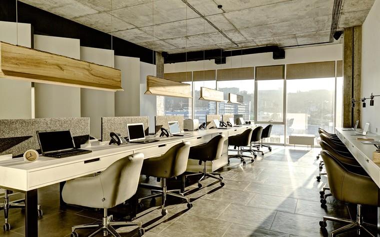 Дизайн офиса. офисы из проекта LetLed. Офисный интерьер студии интерьера Zooi, фото №78110