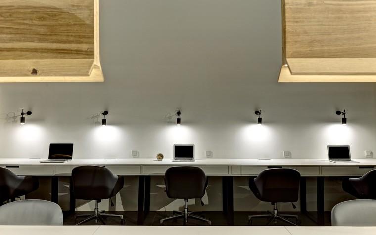Дизайн офиса. офисы из проекта LetLed. Офисный интерьер студии интерьера Zooi, фото №78113